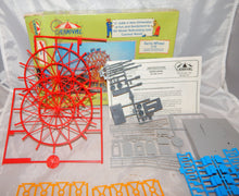 Load image into Gallery viewer, IHC 5110 Ferris Wheel Carnival Ride + Platform w/ ticket ofc Kit 1/87 Open Box