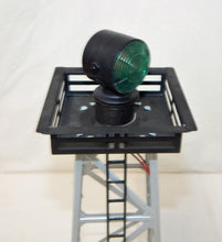Load image into Gallery viewer, BOXED Lionel 6-12831 #394 Automatic Rotating Beacon Tower Aluminum accessory O
