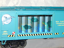 Load image into Gallery viewer, MTH 30-79208 SEA TURTLE Aquarium Car Animated Lighted Action Rescue Car O C7