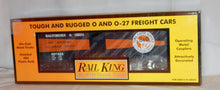 Load image into Gallery viewer, MTH Train 30-74486 Baltimore & Ohio Box Car B&O Time-Saver Service 467435 O gaug