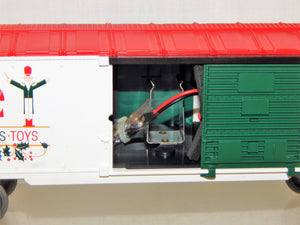 Lionel 6-36799 Lionel Christmas Musical Boxcar Plays Carols Holiday Nutcrackers