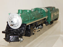 Load image into Gallery viewer, Lionel Trains Holiday Traditions 4-4-2 Steam Engine & Whistle tender Christmas