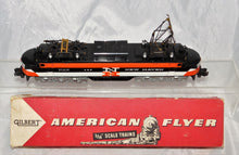Load image into Gallery viewer, Clean American Flyer 499 N.H. New Haven EP-5 Electric Locomotive 1956-57 BOXED S