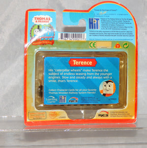 Thomas Tank Engine Wooden Terence Tractor NEW IN PACKAGE Retired LC 99021 orang
