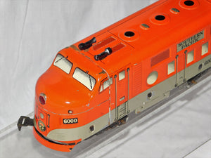 Lionel #7307 Canadian Pacific GP38 Diesel Loco NorthWest Special O C8 Trainsounds