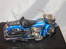 Load image into Gallery viewer, MATCHBOX 7330 HARLEY DAVIDSON ElectraGlide 1/15 Scale w/ Display Stand Sp Ed
