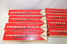 Load image into Gallery viewer, Clean 1958 American Flyer 20460 Yard King Special Boxed Set 21145 0-8-0 +13 Cars