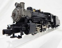 Load image into Gallery viewer, Scale Brass Weaver #941 Missouri Pacific Steam Engine 0-6-0 swiitcher 1of 15 3 rail O