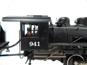 Scale Brass Weaver #941 Missouri Pacific Steam Engine 0-6-0 swiitcher 1of 15 3 rail O