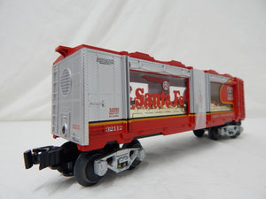 Lionel 6-52590 LOTS 2011 Santa Fe Warbonnet Mint Car C10 ATSF Limited Run Ogauge