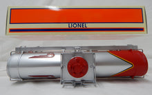Load image into Gallery viewer, Lionel 6-29644 ATSF Santa Fe Warbonnet Tank Car ATSF single Dome diecast trux