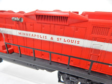 Load image into Gallery viewer, Postwar Lionel Trains 2348 Minneapolis St Louis MStL GP7 Diesel engine Peoria C7