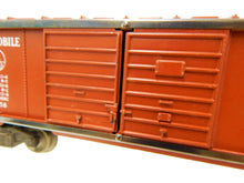 Load image into Gallery viewer, Lionel 6468 TUSCAN pntd Automobile Car Clean Postwar 1955 B&O Baltimore Ohio WOW