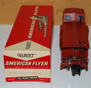CLEANEST 1957 American Flyer BOXED SET 20360 Pacemaker Freight 326 Hudson COMPLE