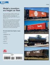 Load image into Gallery viewer, Freight Cars of the '40s and '50s Model railroader Book Jeff Wilson C10 12489