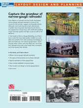 Load image into Gallery viewer, Guide to Narrow Gauge Modeling (Layout Design and Planning) #12490 Book Colorado