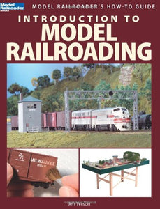 Introduction to Model Railroading #12447 96pgs J Wilson book How To Start2Finish