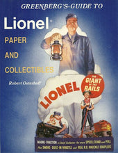 Load image into Gallery viewer, Greenberg Guide to Lionel Paper and Other Collectibles Paperback Signed by Author