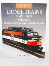 Load image into Gallery viewer, Greenberg's Guide to Lionel Trains 1945-1969: Motive Power and Rolling Stock 10-7795 LN