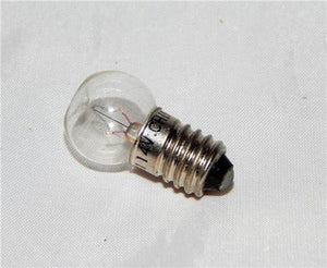 Bulb 461 Dimple Bulb Lamp 14v CLEAR for Beacon