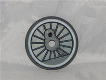Load image into Gallery viewer, Wheel Lionel 600-8606-611 One Flanged end Whitewall WHEEL for Hudson B&A 784