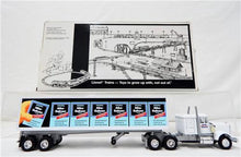 Load image into Gallery viewer, Lionel Trains 6-12811 ALKA-SELTZER Tractor Truck Trailer Die Cast with box C8