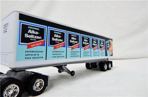 Lionel Trains 6-12811 ALKA-SELTZER Tractor Truck Trailer Die Cast with box C8