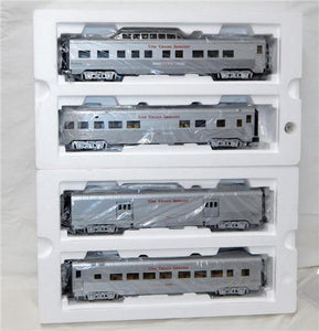 MTH 30-2761a TEXAS SPECIAL 4 car streamlined Passenger Set MKT Katy Diesel Kansa