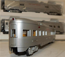 Load image into Gallery viewer, MTH 30-2761a TEXAS SPECIAL 4 car streamlined Passenger Set MKT Katy Diesel Kansa