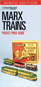 Greenberg's Guide to Marx Trains Pocket Price Guide #108910 79pgs Latest ed 2011