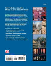 Load image into Gallery viewer, Realistic Animation, Lighting & Sound 2nd edition Model Railroader Books C10
