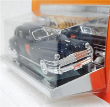 Load image into Gallery viewer, Diecast Solido Club 1/43 Lionelville Police car Chrysler Windsor w/decalSheet O