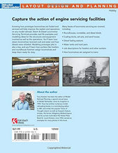 Load image into Gallery viewer, Steam & Diesel Locomotive Servicing Terminals #12502 Tony Koester 2018 Book New