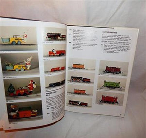 SEALED TCA 1900-1943 Lionel Train Prewar Guide book +COLOR CHART Standard & O OO