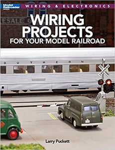 Wiring Projects for your Model Railroad Modern Wiring & Electronics NOS, crease