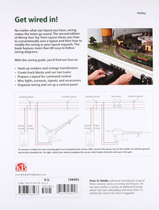 Wiring Your Toy Train Layout Second Edition 10-8405 Lionel + Ogauge Peter Riddle