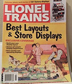 LIONEL TRAINS: Best Layouts & Store Displays Special Single Issue 2015 50+disply