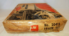 Load image into Gallery viewer, 1958 American Flyer 20415 Black Diamond Steam Freight BOXED SET Complete Reading