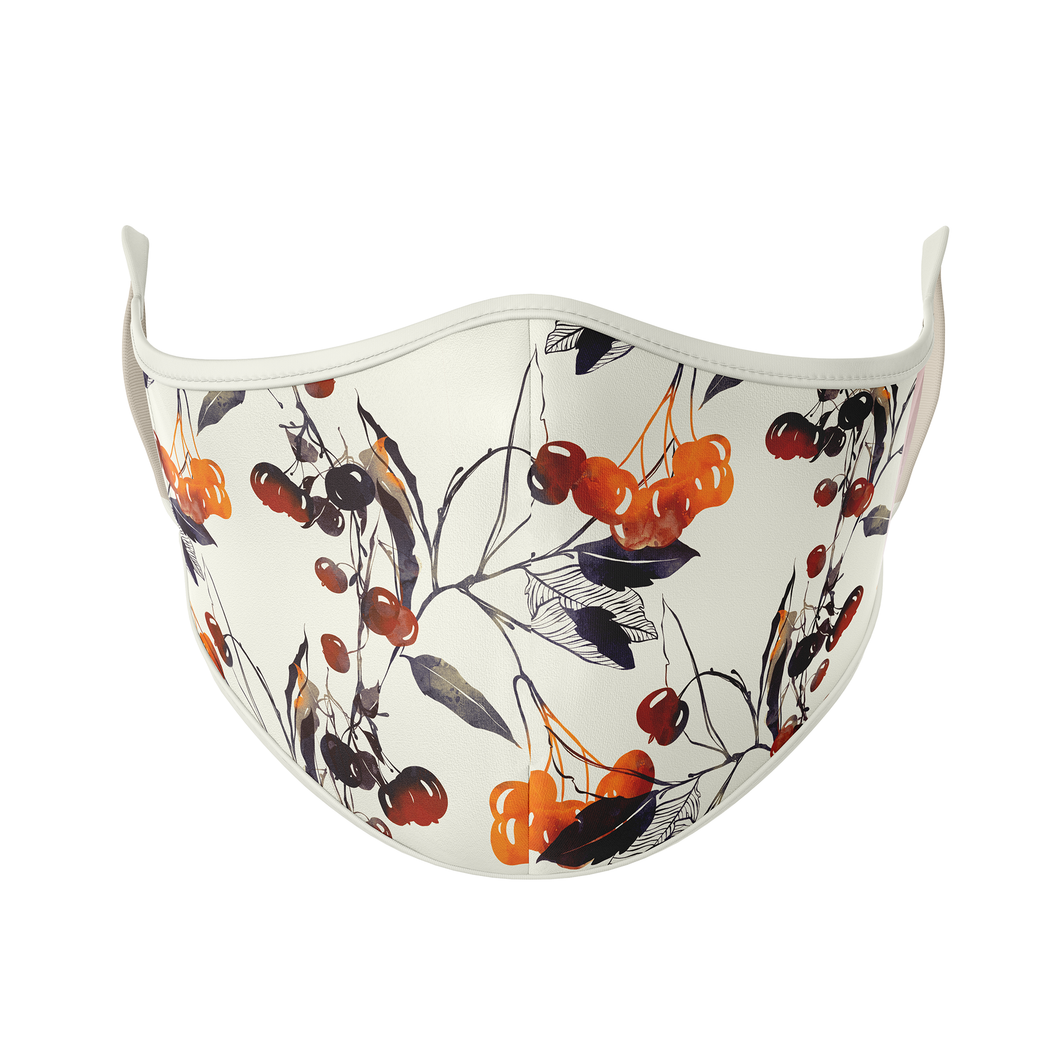 Autumn Berries Reusable Face Masks - Protect Styles