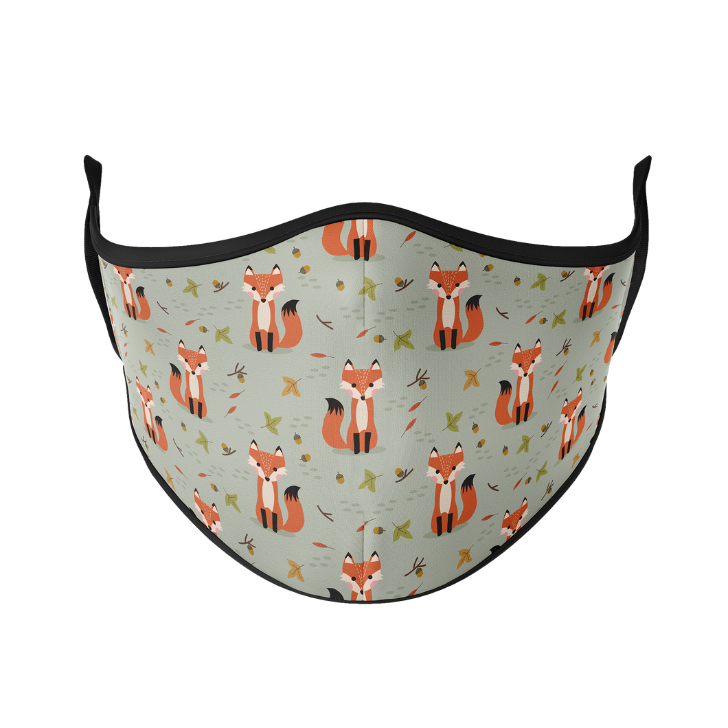 Autumn Fox Reusable Face Mask - Protect Styles