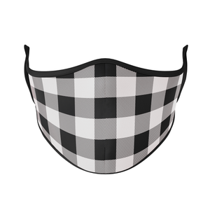 Buffalo Check Reusable Face Masks - Protect Styles