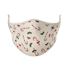 Load image into Gallery viewer, Candy Cane Reusable Face Masks - Protect Styles