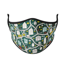 Load image into Gallery viewer, Detour Reusable Face Masks - Protect Styles