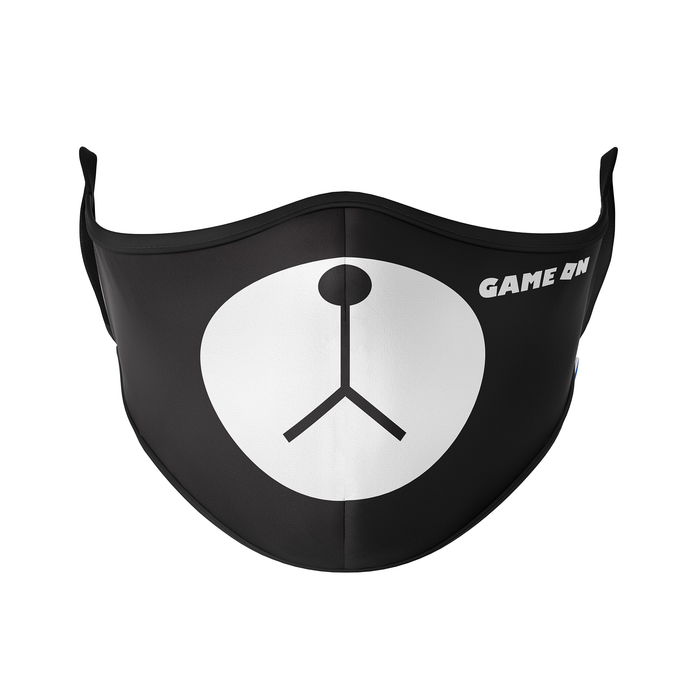 Game On Faces Reusable Face Masks - Protect Styles