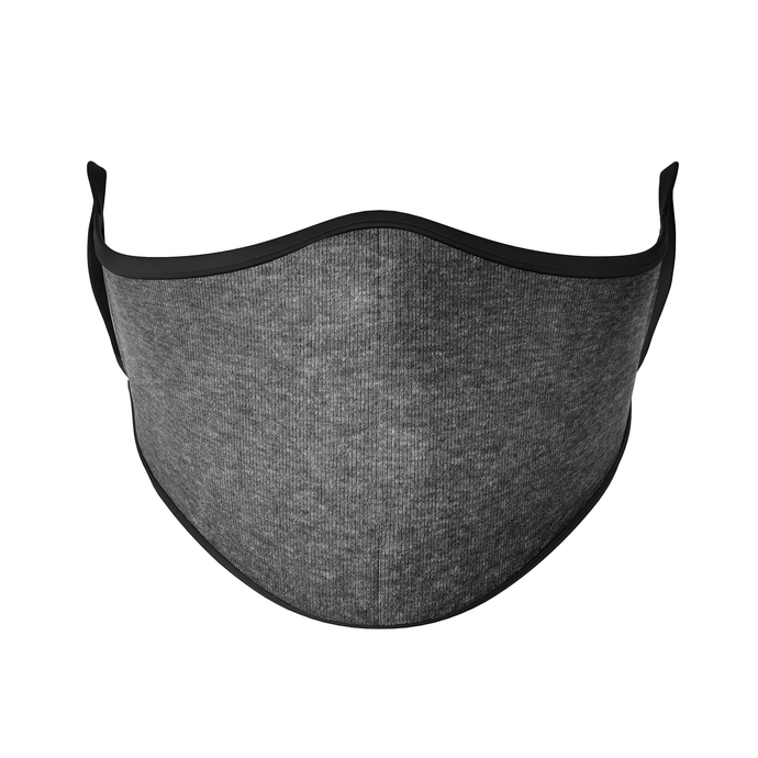Gray Reusable Face Masks - Protect Styles