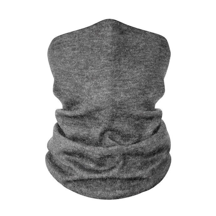 Heather Grey Neck Gaiter - Protect Styles