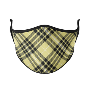 Pastel Plaid Reusable Face Masks - Protect Styles
