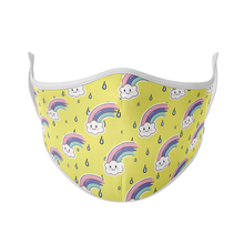 Load image into Gallery viewer, Rainbows Reusable Face Masks - Protect Styles
