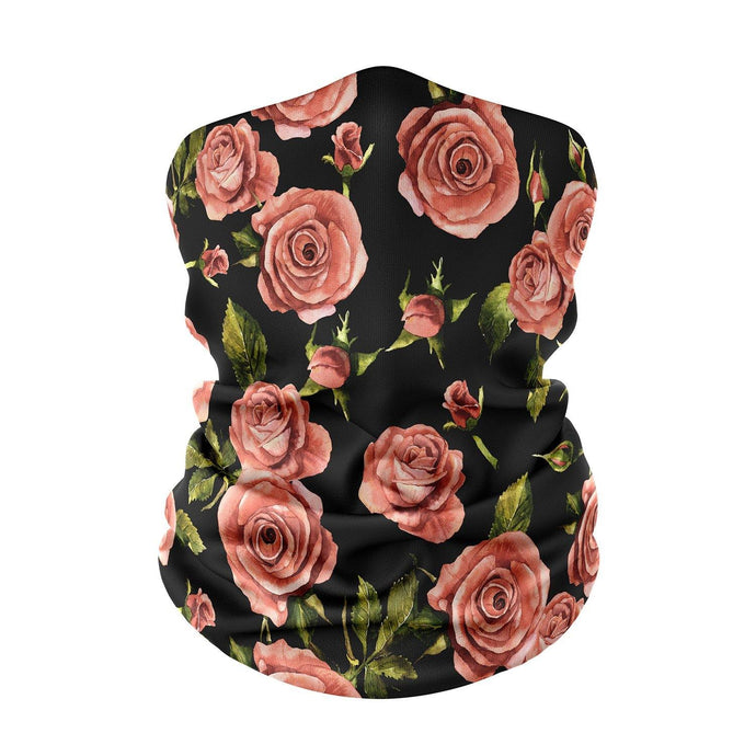 Roses Neck Gaiter - Protect Styles