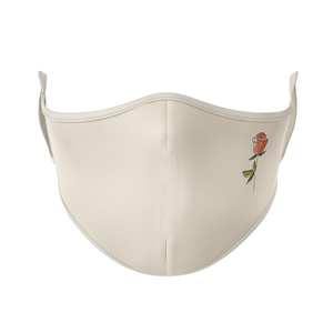 Simple Rose Reusable Face Mask